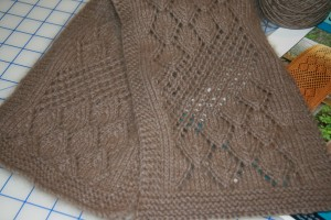 mink and cashmere by Great Northern Yarns
