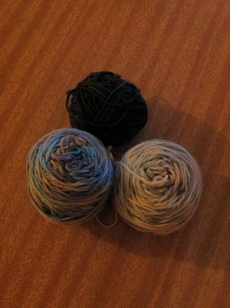 Lorna's Lace Sock Yarn